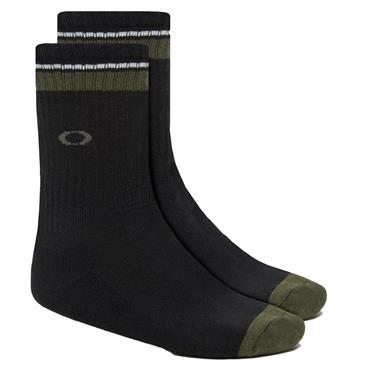 Oakley Gents Essential Socks 3-Pack  Black 02E