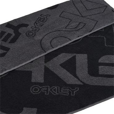 Oakley B1B Repeat Towel  Blackout 02E