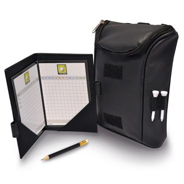 Longridge Access Bag with Scorecard  Black