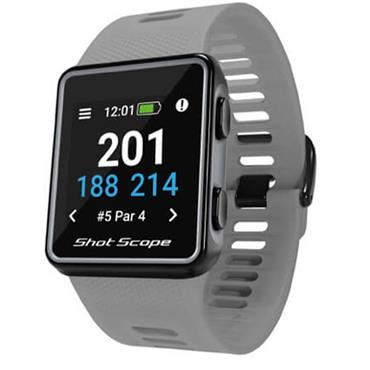 Shot Scope G3 Shotscope GPS Watch  Grey