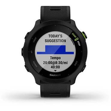 Garmin Forerunner 55 GPS Watch  Black