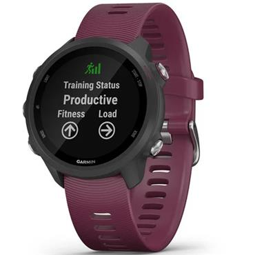 Garmin Forerunner 245 GPS Watch  Berry