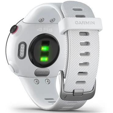 Garmin Forerunner 45S GPS Watch  White
