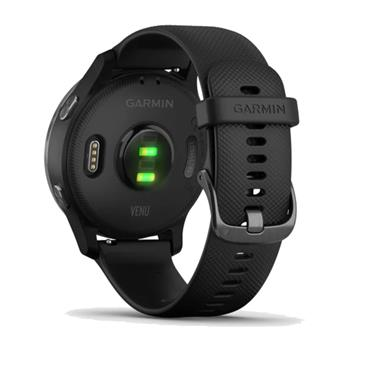 Garmin Venu GPS Watch  Black/Gunmetal