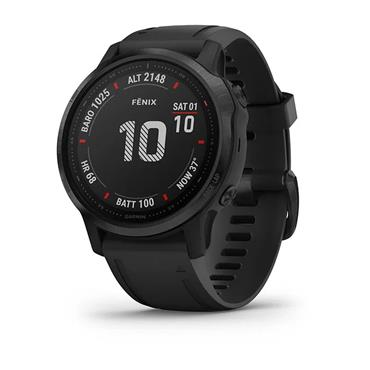 Garmin Fenix 6S Pro GPS Watch  Black