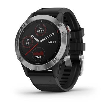 Garmin Fenix 6 GPS Watch  Black