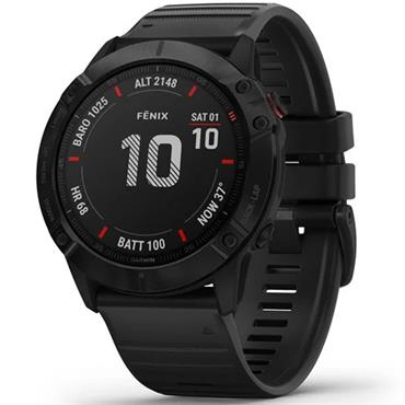 Garmin Fenix 6 X GPS Watch  ONE