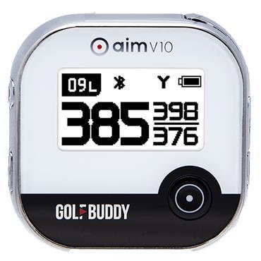 Golf Buddy Aim Voice V10 GPS . Chrome