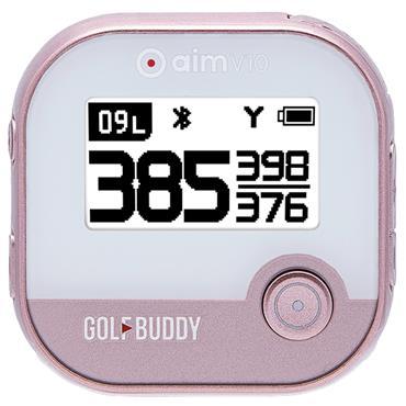 Golf Buddy Aim Voice V10 GPS . Rose Gold