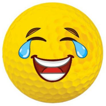 Masters Golf Emoji 36-Pack Golf Balls  ASSOR