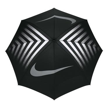 "Nike 62"" Windsheer Lite III Umbrella  Black 001"