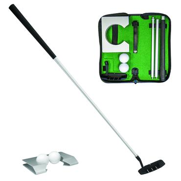 Longridge Executive Golf Putting Set  Silver