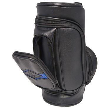 Longridge Faux Leather Washbag  Black