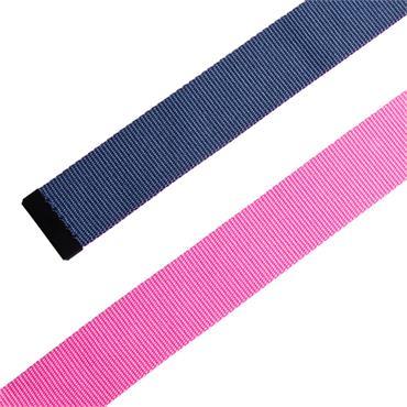 adidas Gents Reverse Web Belt  Screaming Pink