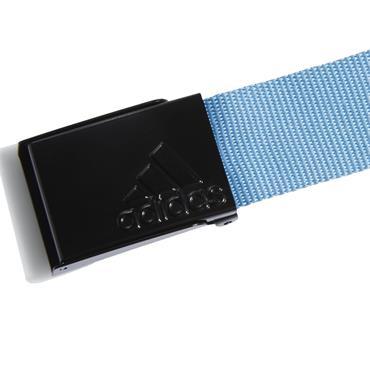 adidas Gents Reverse Web Belt  Hazy Blue