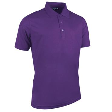 Glenmuir Corporate Gents Deacon Polo Shirt Purple