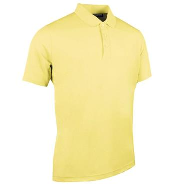 Glenmuir Corporate Gents Deacon Polo Shirt Yellow