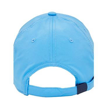 J.Lindeberg Angus Golf Cap . Ocean Blue O258