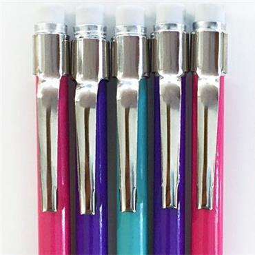 Surprizeshop Pack of 5 Clip Pencils  .