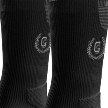 Golf Sock Ireland Gents Socks Finau 2 Pair Pack  Black