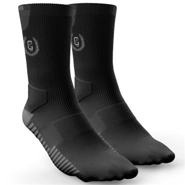 Golf Sock Ireland Gents Socks Finau  Black