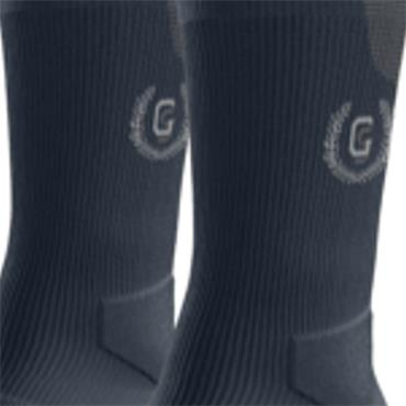 Golf Sock Ireland Gents Socks Finau 2 Pair Pack  Denim