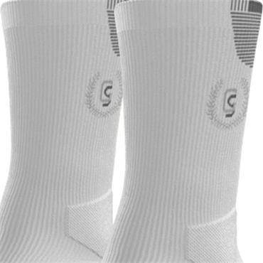 Golf Sock Ireland Gents Socks Finau 2 Pair Pack  White
