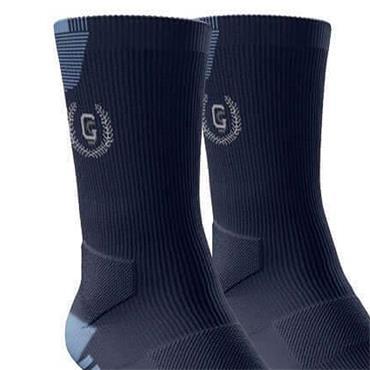 Golf Sock Ireland Gents Socks Finau 2-Pair Pack  Navy