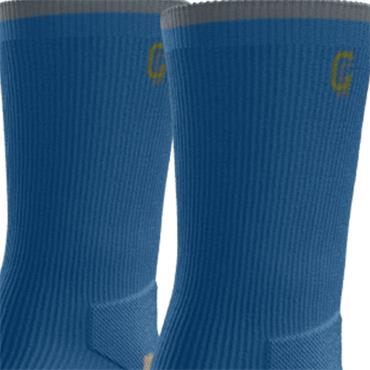 Golf Sock Ireland Gents Elite Socks Roger 2 Pair Pack  Blue