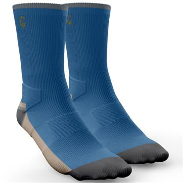 Golf Sock Ireland Gents Elite Socks Roger  Blue