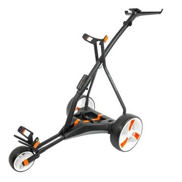 Golfstream Vision Electric Trolley (No Battery)  Black