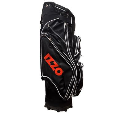 Izzo Equipment Cart Bag  Black