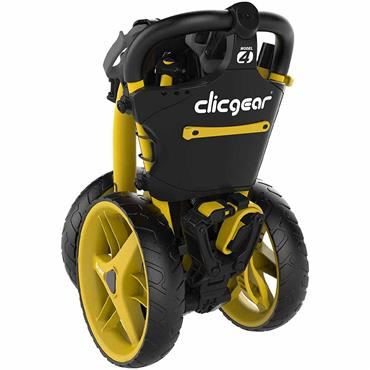 Clicgear 4.0 Trolley  Yellow