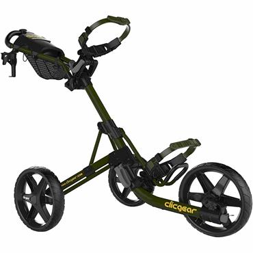 Clicgear Clicgear 4.0 Trolley  Army Green