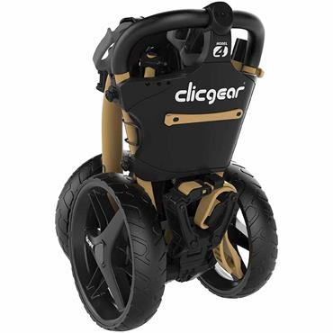 Clicgear 4.0 Trolley  Army Brown