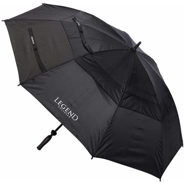 Legend Golfgear Storm Umbrella  Black