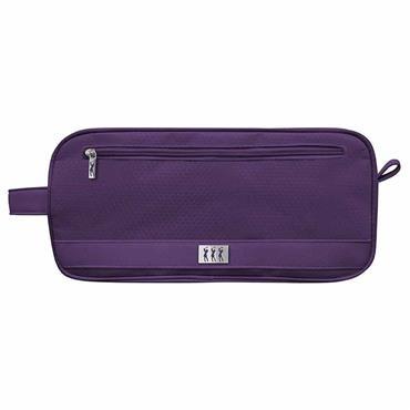 Surprizeshop Honeycomb Shoe Bag  Purple