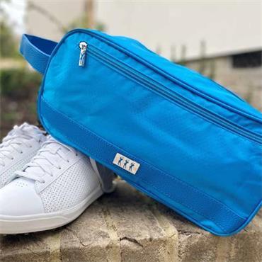 Surprizeshop Honeycomb Shoe Bag  Aqua
