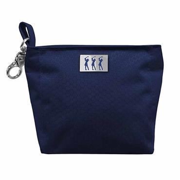 Surprizeshop Honeycomb Clip Handbag  Blue