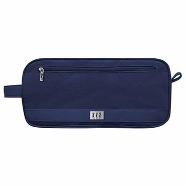 Surprizeshop Honeycomb Shoe Bag  Blue