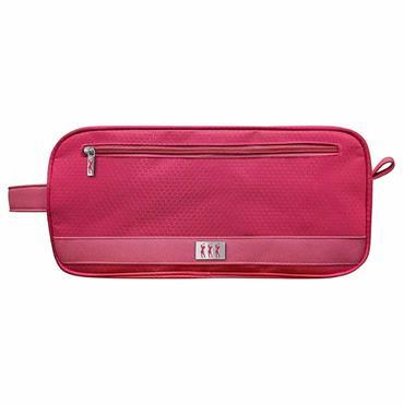 Surprizeshop Honeycomb Shoe Bag  Pink