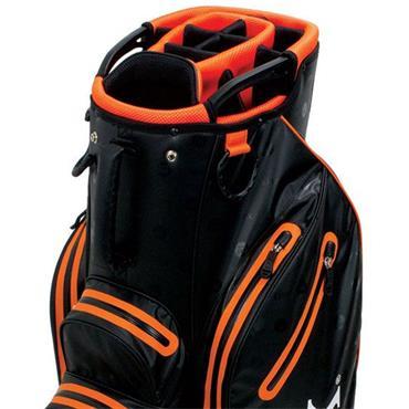 Lynx Prowler Waterproof Cart Bag  Black - Orange