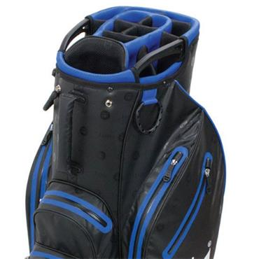 Lynx Prowler Waterproof Cart Bag  Black/Blue