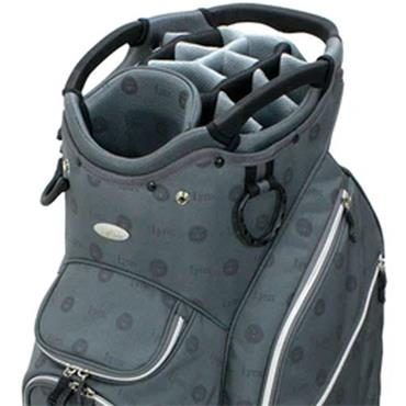 Lynx Prowler SL Cart Bag  Grey