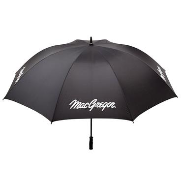 "MacGregor 60"" Auto Umbrella Black - White"