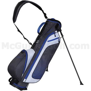 MacGregor Heritage Plus 6.5 Standd Bag  Grey/Blue