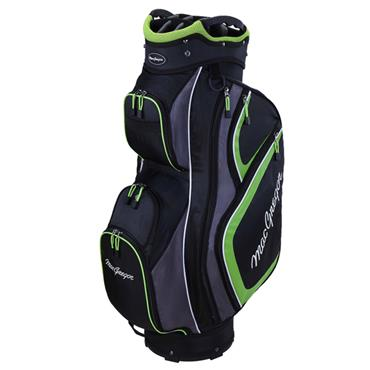 "MacGregor TP-1 10"" Cart Bag Black - Lime"