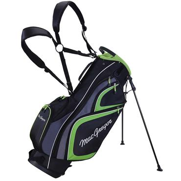 "MacGregor TP-1 9"" Stand Bag  Black/Lime"