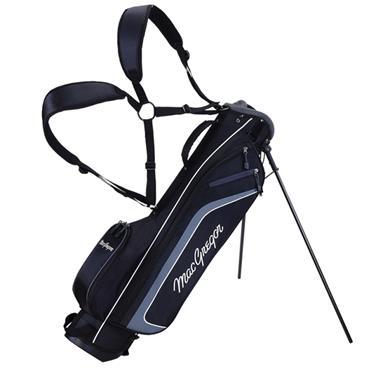 "MacGregor TP-1 6.5"" Dual Strap Stand Bag  Black"