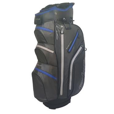 "MacGregor Mactec Water Repellent 10"" Cart Bag  Charcoal"